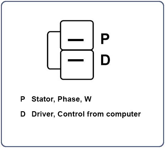 022503615 Alternator Mazda Etude Etc 1 6 1 8 022503615