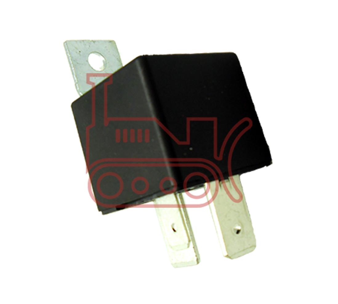 060007815 Relay 12 Volt 4 Pin 70 Amp With Metal Bracket Nhg Prong Starter